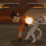 Dragon Ball Z: Budokai (2002 - PlayStation 2/GameCube) - Divulgação
