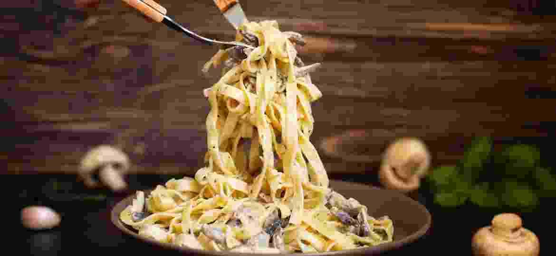 Versátil e prático, macarrão é coringa na cozinha em tempos de quarentena - Getty Images/iStockphoto