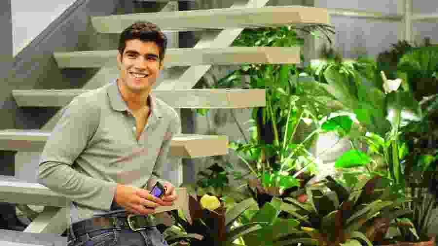 Antenor (Caio Castro) - TV GLOBO / João Miguel Júnior