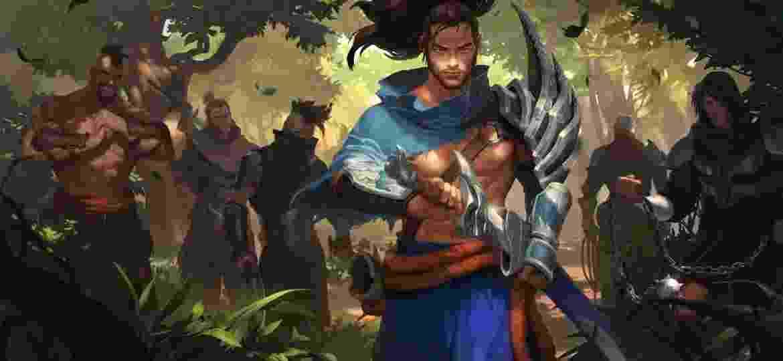 Jogo de cartas é gratuito e ambientado no universo de League of Legends - Divulgação