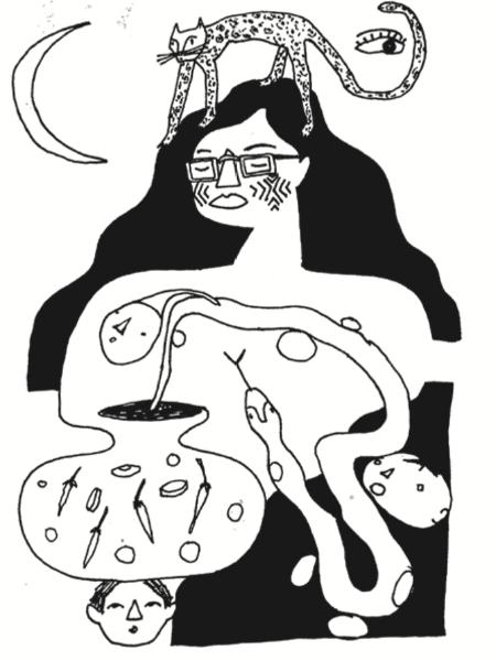 """Ilustração do livro """"Eu sou macuxi e outras histórias"""" - Gustavo Caboco/Divulgação"""