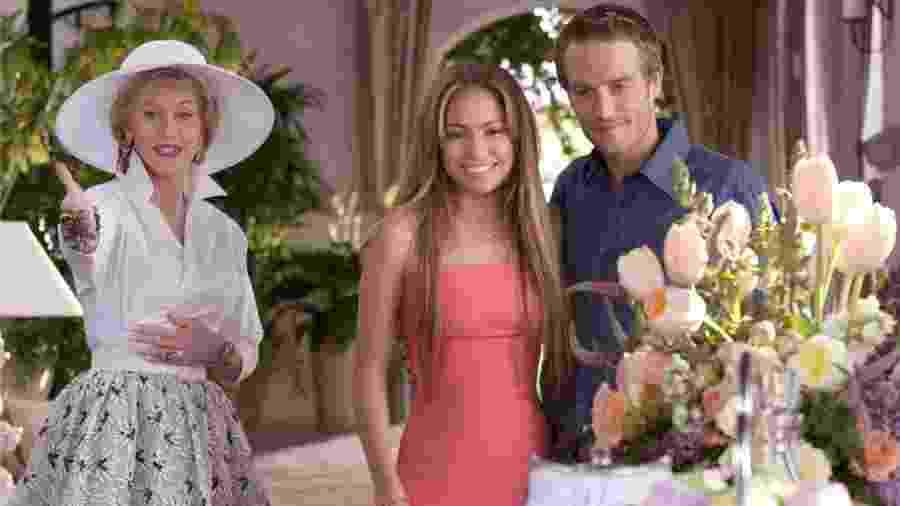 """Jennifer Lopez, Jane Fonda e Michael Vartan em """"A Sogra"""" (2005), que será exibido hoje na Sessão da Tarde - Divulgação/Zade Rosenthal/2005 New Line Cinema"""