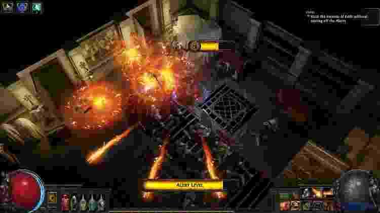 Path of Exile Heist 2 - Divulgação/Grinding Gear Games - Divulgação/Grinding Gear Games