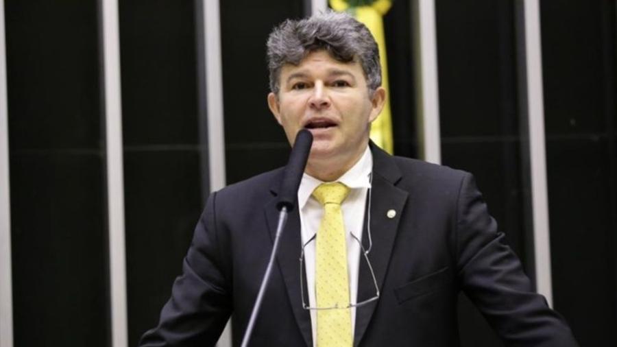 O deputado José Medeiros (Podemos-MT) - Michel Jesus/ Câmara dos Deputados