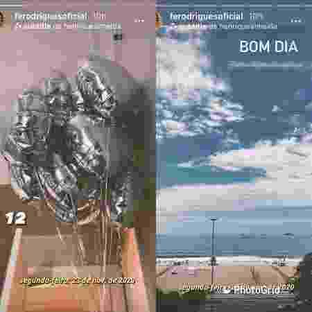 Fernanda1 - Reprodução/Instagram - Reprodução/Instagram