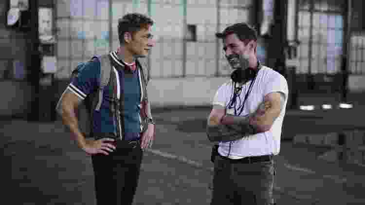 Zack Snyder no set de 'Army of the Dead: Invasão em Las Vegas' - Divulgação - Divulgação