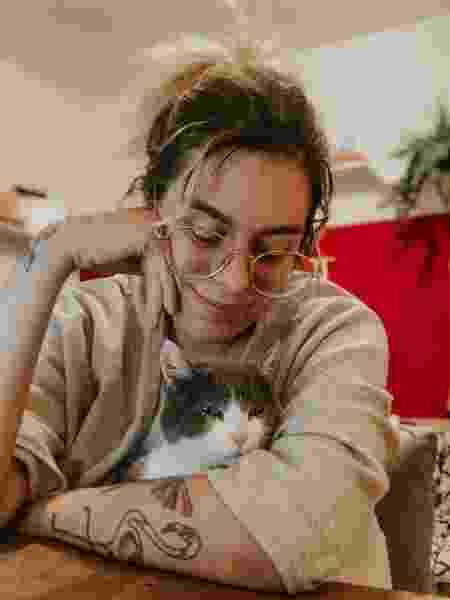 Jeska tem três gatos; Arya foi a primeira - Reprodução/Instagram - Reprodução/Instagram