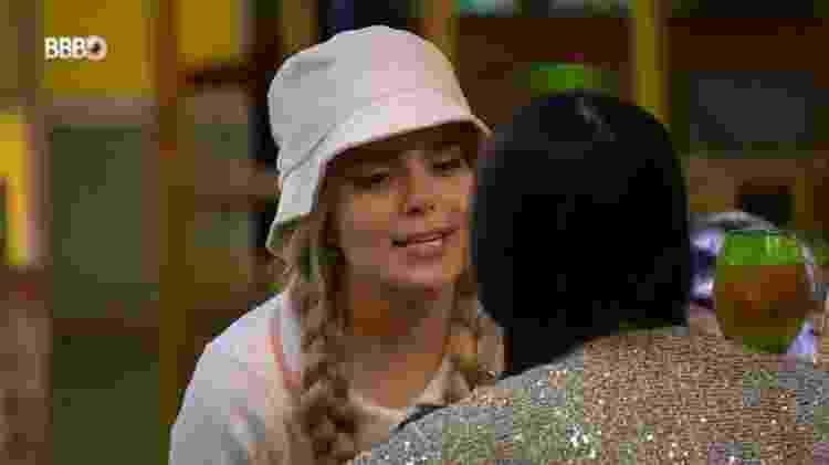 BBB 21: Viih Tube promete ajudar de Juliette fora do confinamento - Reprodução/Globoplay - Reprodução/Globoplay