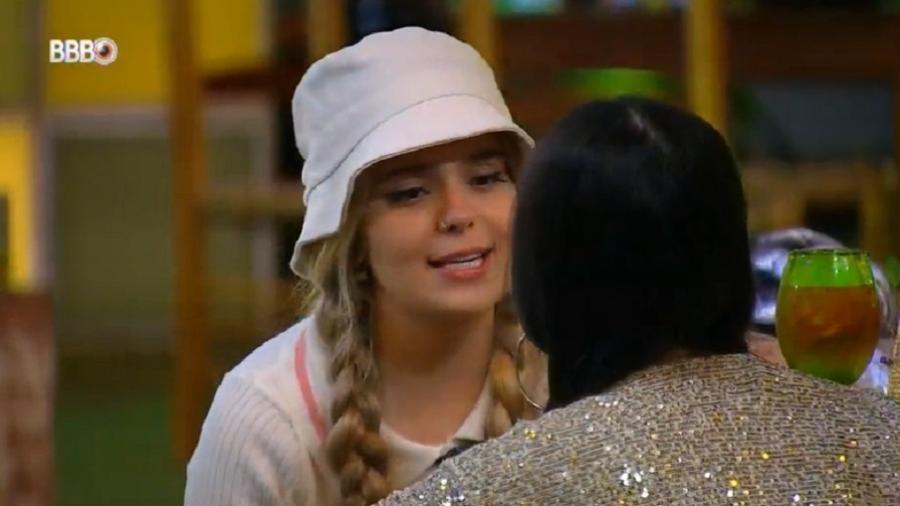 BBB 21: Viih Tube promete ajudar de Juliette fora do confinamento - Reprodução/Globoplay