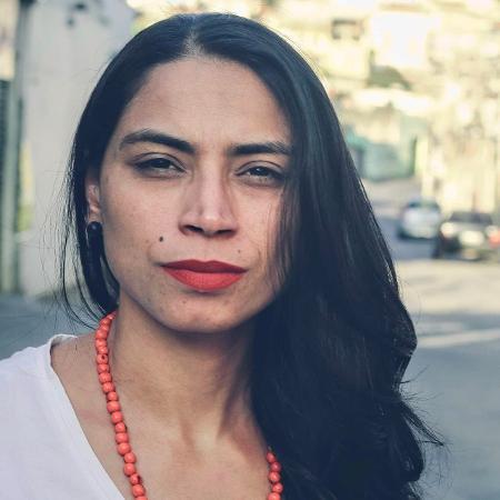 A socióloga indígena Patricia Rodrigues é da etnia Fulni-ô, de Pernambuco - Acervo pessoal