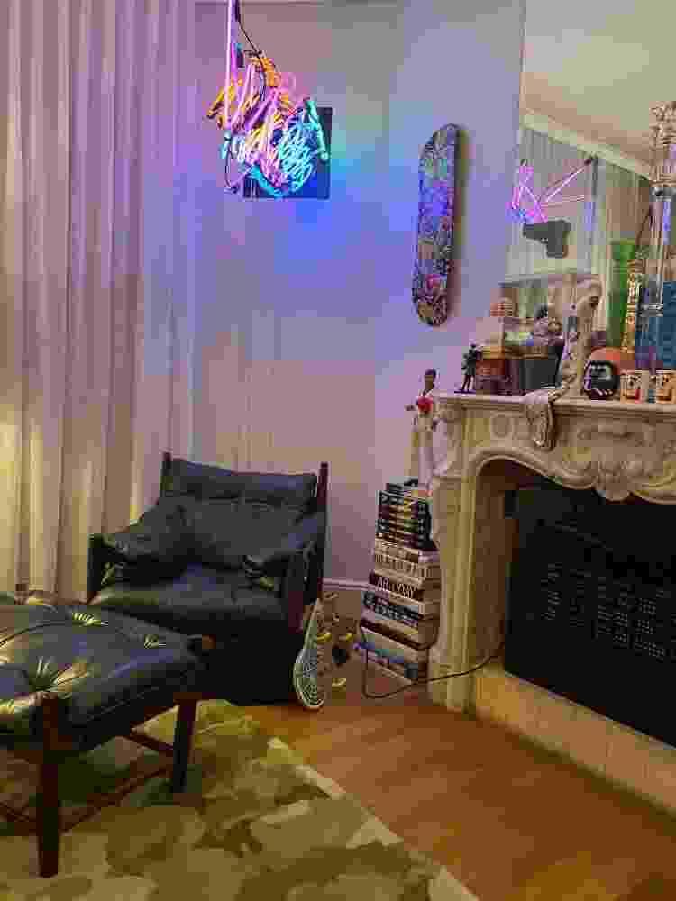 Luz e impacto são alguns dos pilares seguidos por Alê para decorar a sua casa - Patricia Marmo - Patricia Marmo