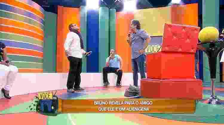jk6 - Reprodução/Rede TV! - Reprodução/Rede TV!