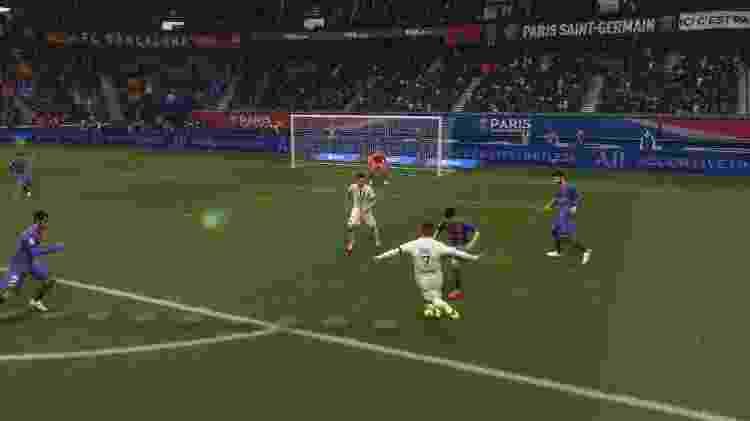 FIFA - Reprodução/Daniel Esdras - Reprodução/Daniel Esdras