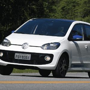Volkswagen Speed up! TSI - Murilo Góes/UOL