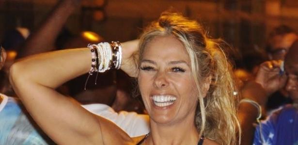 Adriane Galisteu é atração de todas as noites no Fox Sports - Irapuã Jeferson /AgNews