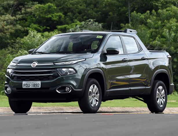 Fiat Toro flex passará a ser oferecida em duas opções de motor: 1.8 e 2.4 - Murilo Góes/UOL