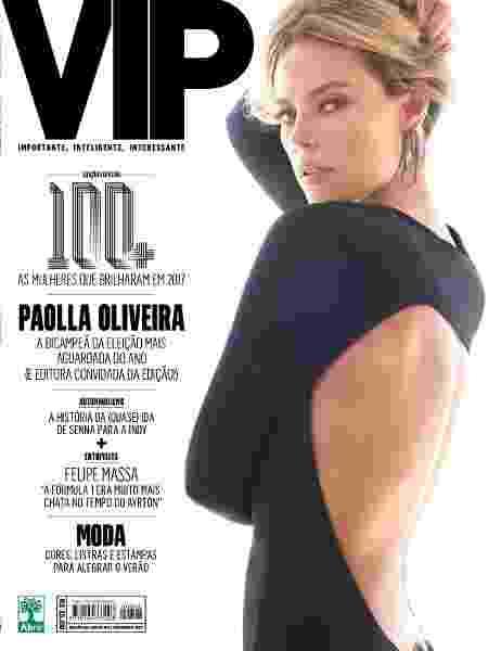 9ef3d951f Paolla Oliveira é eleita a mais sexy do mundo pela revista