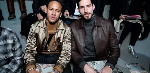 Trapp e Neymar se tornaram bons amigos no PSG