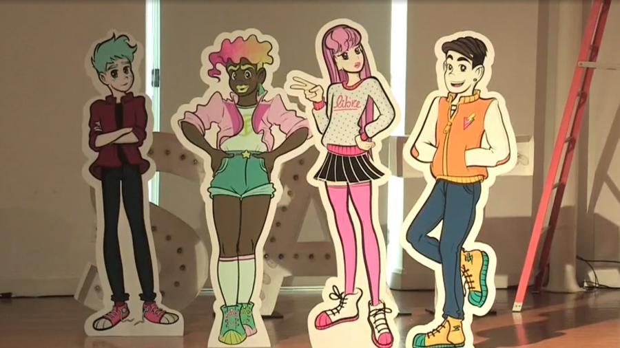 """""""Teen Trans"""", o primeiro mangá trans da América Latina - Reprodução"""