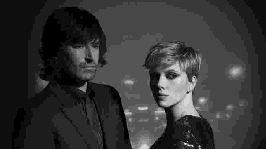 Scarlett Johansson e Pete Yorn retomaram a parceria - Sophie Muller/Divulgação