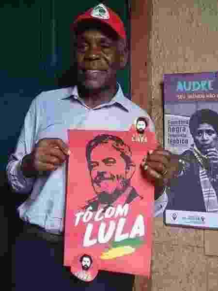 Danny Glover posta foto pedindo liberdade a Lula - Reprodução/Instagram - Reprodução/Instagram