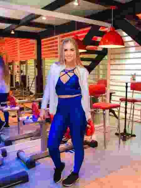 """Após """"BBB"""", Patrícia Leitte emagrece 12 quilos e pretende fazer quatro plásticas - Reprodução/Instagram - Reprodução/Instagram"""