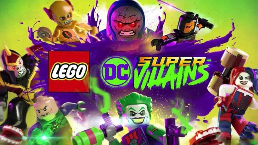 Trailer do game Lego DC Super-Villains é divulgado - Divulgação