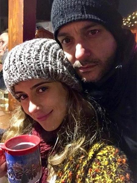 Camilla Camargo e o namorado, Leonardo Lessa - Reprodução/Instagram