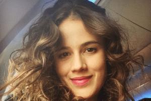 Clique no banheiro | Ana Cañas posa nua e faz protesto contra 'patriarcado'