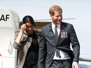 bf66986c60244 Harry e Meghan deixarão Londres para viver em Windsor com o bebê  entenda