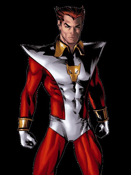 O herói Eros, também conhecido como Starfox, é o irmão de Thanos - Reprodução - Reprodução