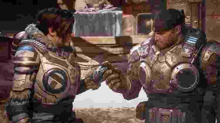 Novo Gears vai ter mudanças drásticas e deve mostrar novidades em breve, quem sabe no The Game Awards - Reprodução