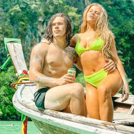 Whindersson Nunes e Luísa Sonza - Reprodução/Instagram