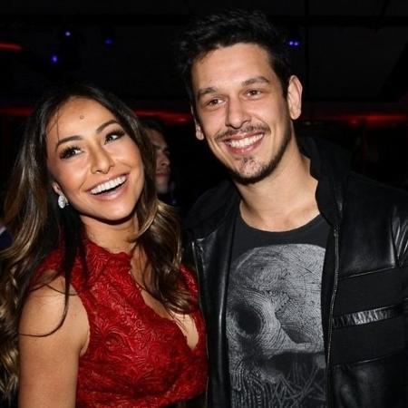 Sabrina Sato e João Vicente de Castro, quando namoravam em 2013 - Photo Rio News