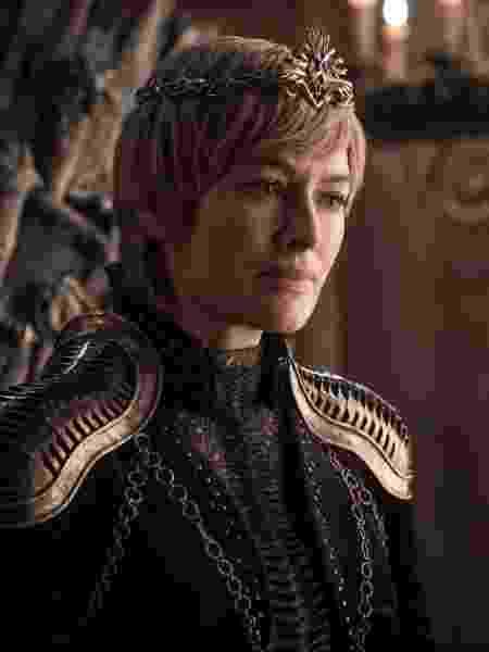 Game of Thrones - A rainha Cersei Lannister - Divulgação