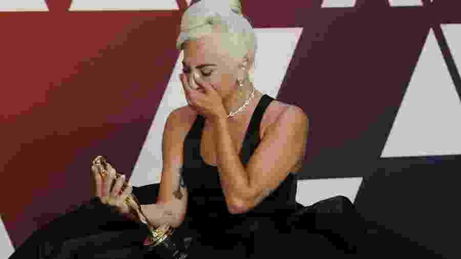 Lady Gaga no Oscar 2019 - Mike Segar/Reuters
