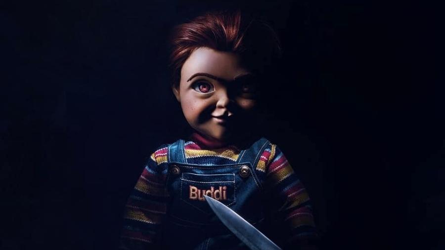 """O novo Chucky em """"Brinquedo Assassino"""" - Reprodução/Facebook"""