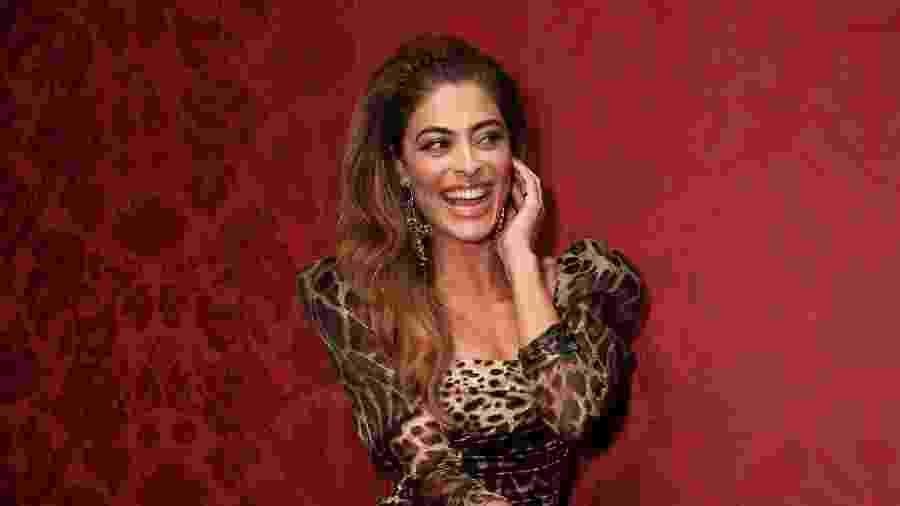 Juliana Paes em evento de Dolce & Gabbana - AgNews