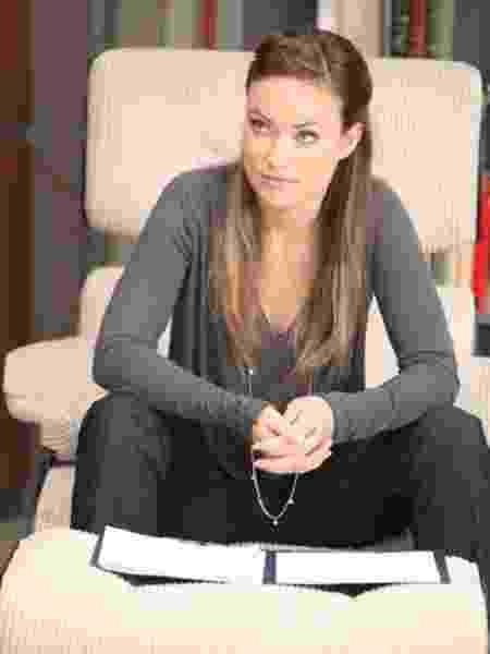 """Olivia Wilde como a Dra. Remy Hadley, vulgo """"13"""", na série Dr. House - Divulgação/IMDb - Divulgação/IMDb"""