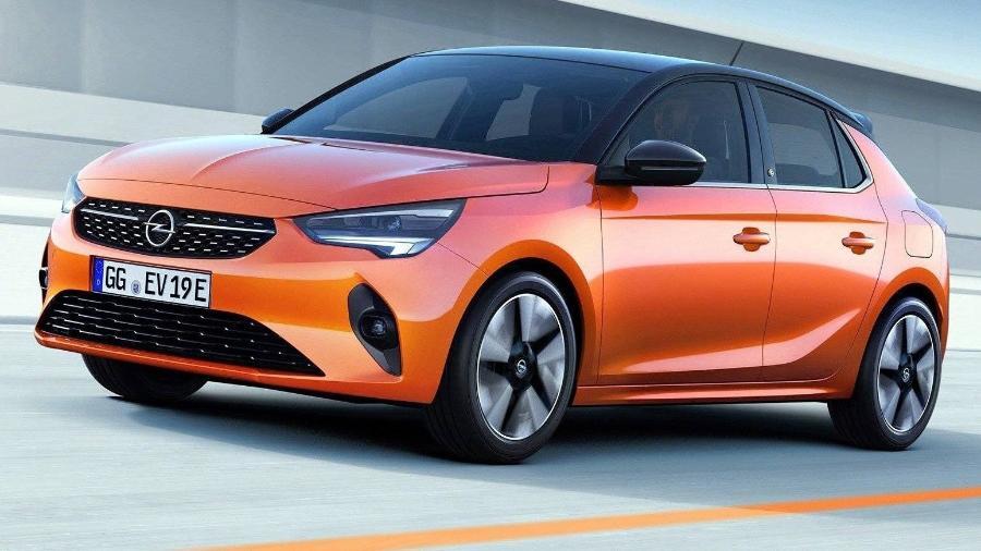 Opel Corsa (foto), irmão de plataforma do novo Peugeot 208 é um carro famoso no Brasil que poderá voltar ao País daqui a poucos anos - Divulgação