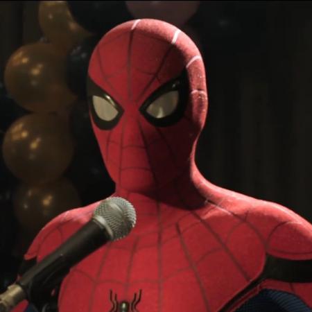 Cena de Homem-Aranha: Longe de Casa - Reprodução