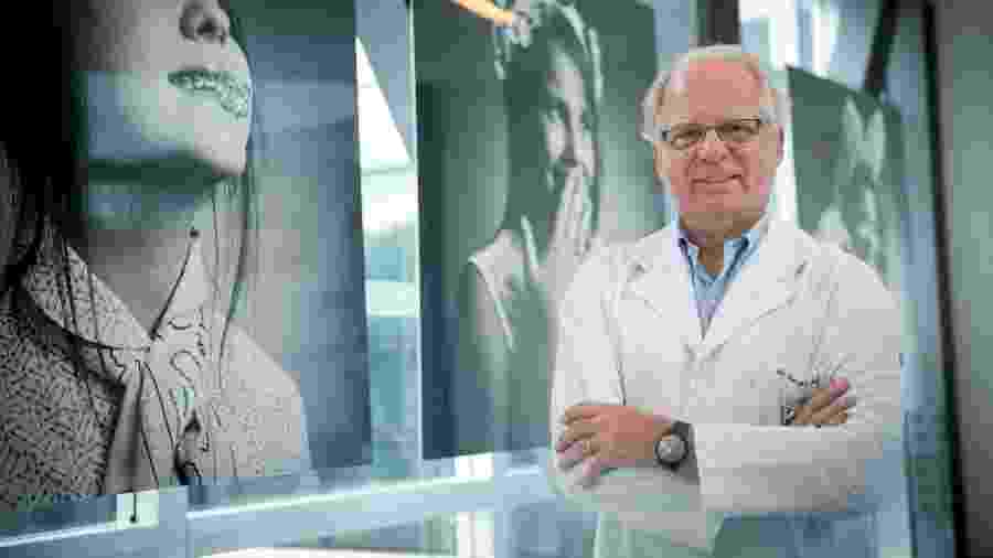 Sérgio Petrilli criou o GRAACC com intuito de levar tratamento de ponta a crianças com câncer - Nellie Solitrenick/Divulgação GRAACC