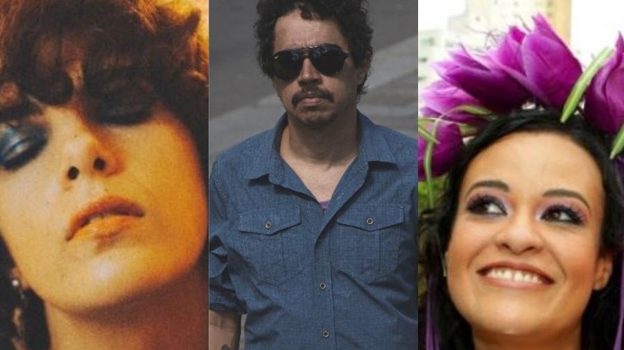 Céu, Pupillo e Tulipa Ruiz estarão no bloco Eu Quero é Frevo - Montagem UOL