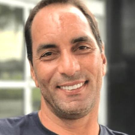 Edmundo, comentarista dos canais Fox Sports - Instagram