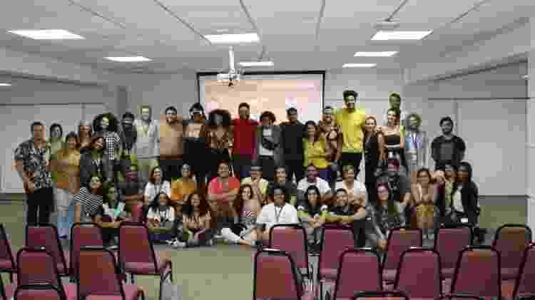 Movimento negro Diáspora organiza encontros mensais para todos os funcionários do Grupo Globo - Arquivo pessoal - Arquivo pessoal