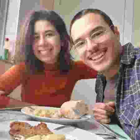 Ana e Rafael - Arquivo Pessoal - Arquivo Pessoal