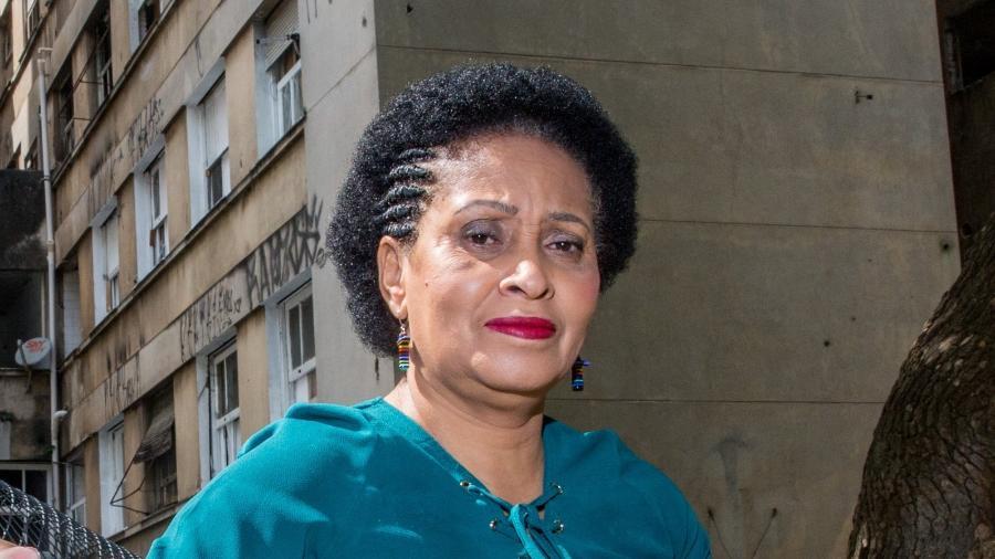 Carmen Silva, liderança do Movimento Sem Teto do Centro - Ricardo Matsukawa / UOL