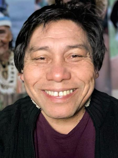 O escritor Daniel Munduruku  - Arquivo pessoal