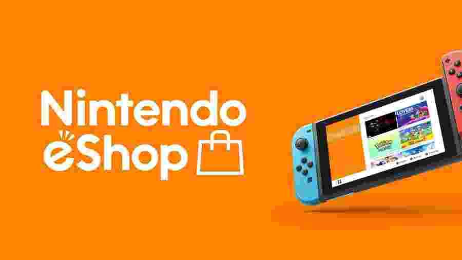 Nintendo eShop é a loja online do videogame - Reprodução