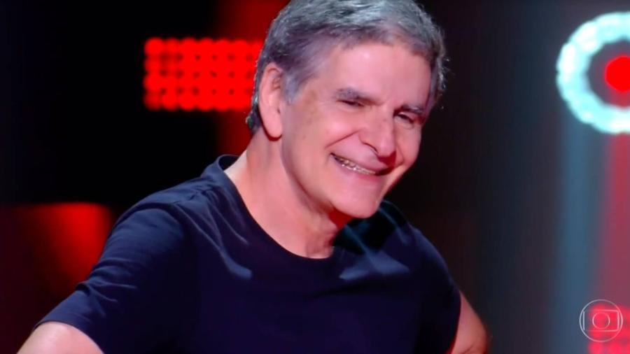 """João Canalha, ex-ESPN, participa do """"The Voice Mais"""" - Reprodução/Globo"""